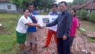 Aksi Peduli Banjir PKS Karawang