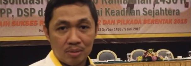Ucapan Ramadhan Presiden PKS Anis Matta