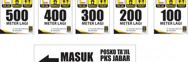 PKS Jawa Barat Gelar Posko Ta'jil