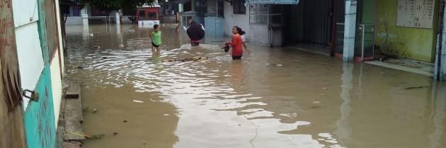 Warga Karaba Berharap PKS Buat Posko Banjir Seperti Biasanya