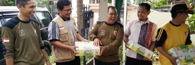 PKS Salurkan Ribuan Logistik Bantu Korban Banjir