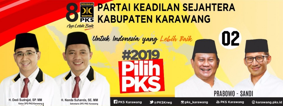 #2019 PILIH PKS