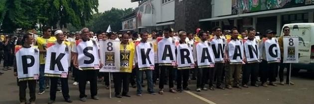 PKS Karawang Berhasil Meraih Kembali Fraksi DPRD