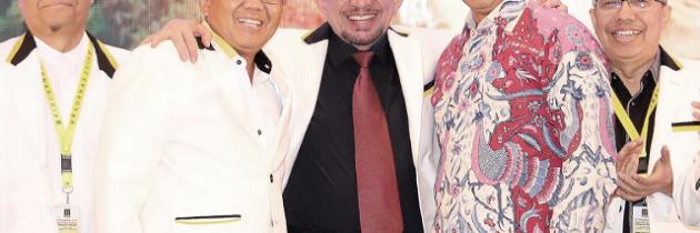 SiASSI Tiga Pesan Utama Ketua Majelis Syuro PKS di Rakornas 2019