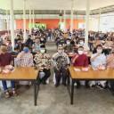 Asyik! Presiden PKS Hadir dalam Obrolan Aspirasi Pemuda Karawang