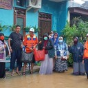 DPC PKS Cikampek Kembali Buka Posko Banjir dan Dapur Umum